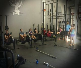 CFT Rower 5.14.15
