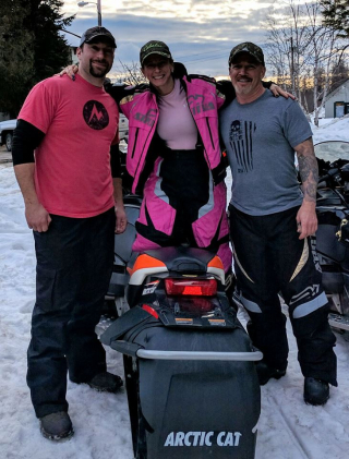 Snowmobiles with DougC