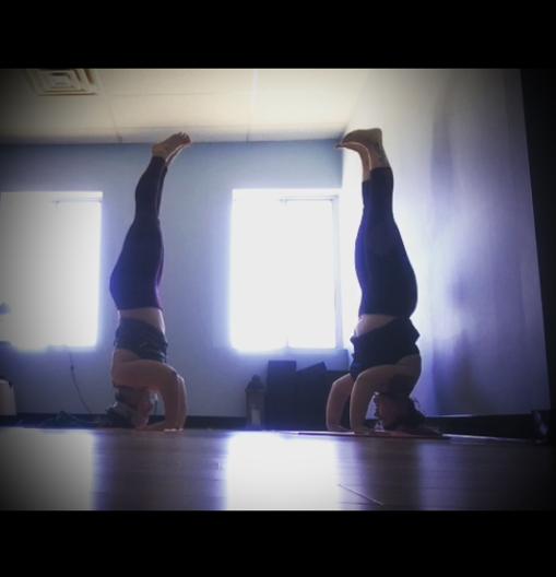 Yoga Tripod