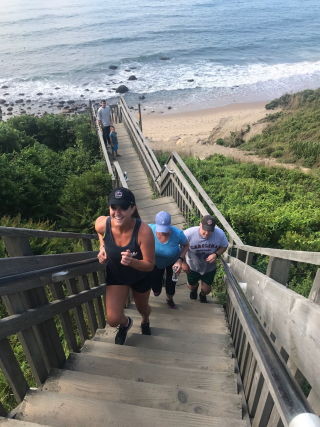Team Nasse Stairs