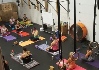 Yoga Mat 2