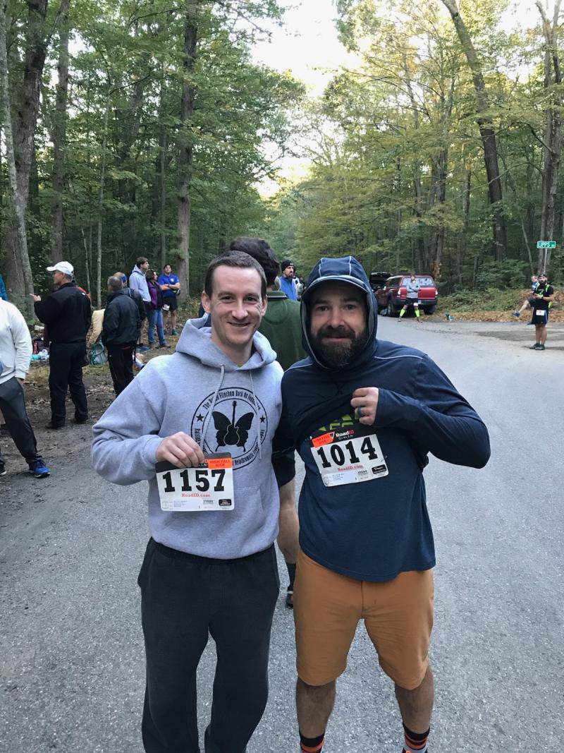 Marathon Matty Kieran