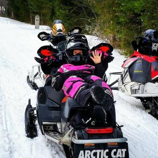 Snowmobile -