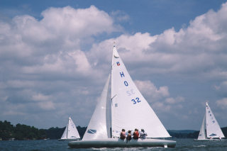 Brett Sailing
