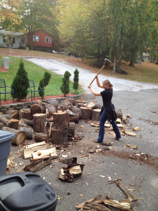 CKL Wood Chop