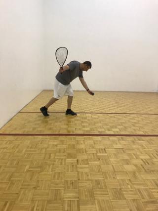 Sal Racquetball