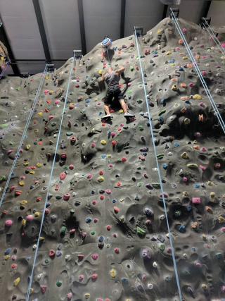 Billy Rock Climb