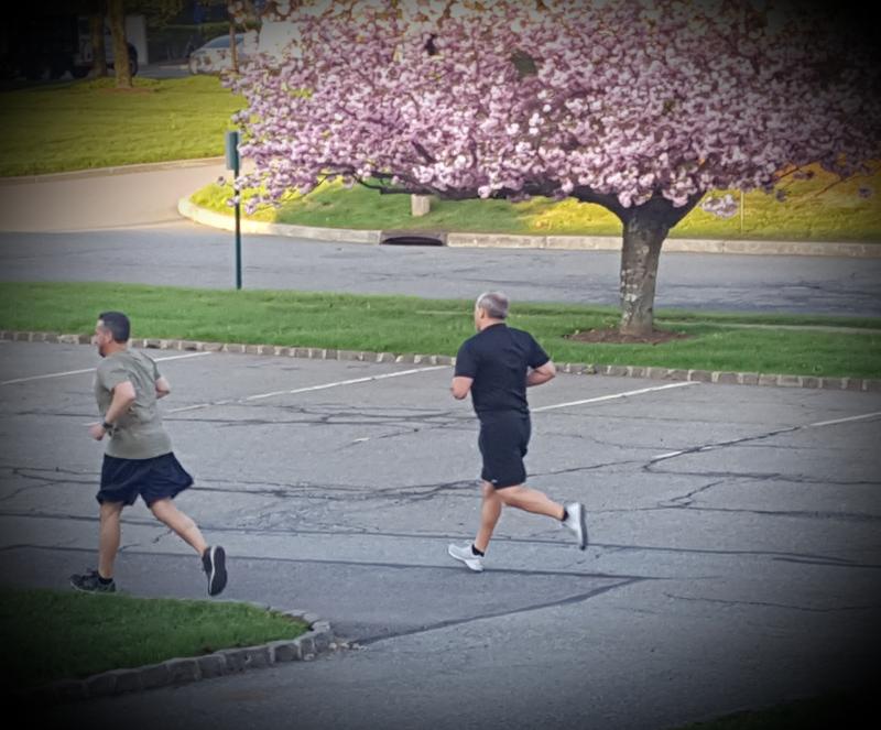 Run 615