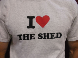 Olive the Shed