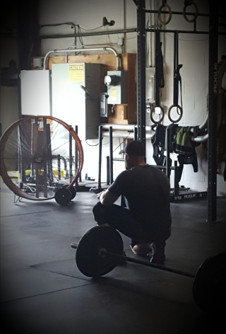 Rest day Bill barbell -