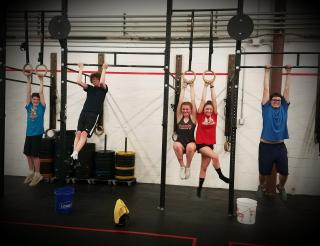 CFT pull-up bar