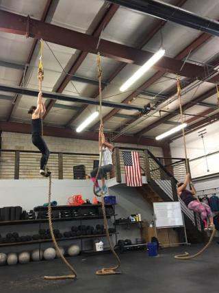 Ropes ladies -