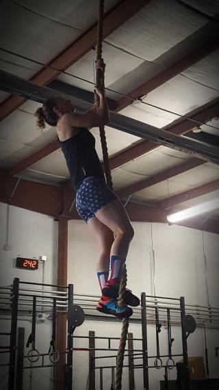 Rope jess