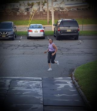 Run Betty -