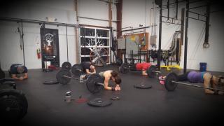 Forearm plank 530 -