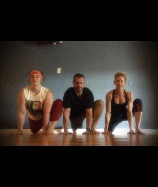 Yoga Decemeber -