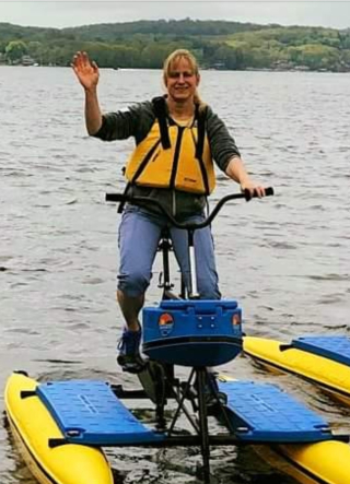 Robin Water Bike -