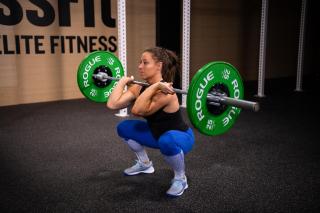 19.2 squat clean