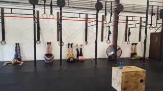 Rest day legs wall -
