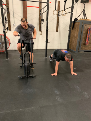 RedShed CrossFit: May 2019