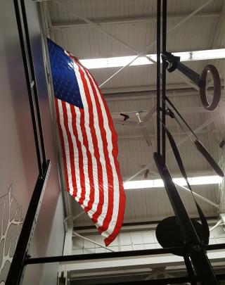Flag rings -