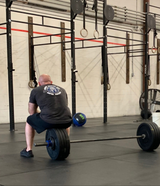 Rest day barbell B -