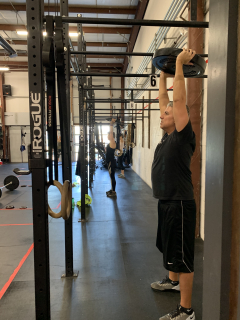 Plate hold -