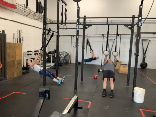 Ring rows -