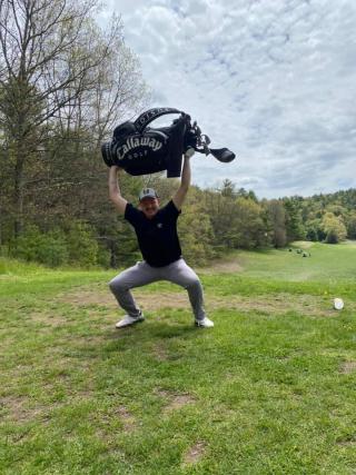 Nick Golf OHS -