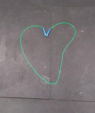 Heart rope -