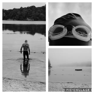 Swim lake Aug 2020