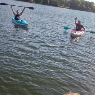 Lake kayaks -
