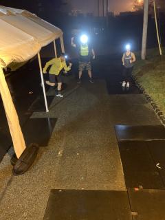 6AM runners -