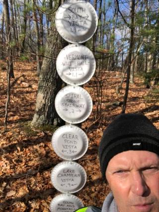 Hiking FOSS -