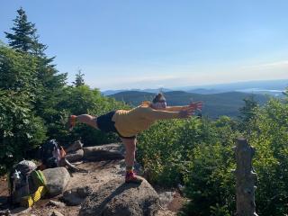 W3 hike -